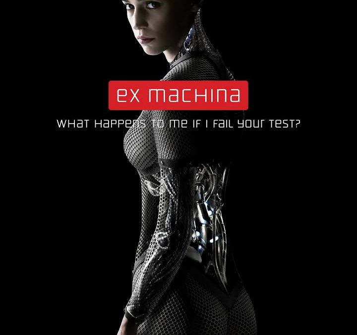 Ep #20 Ex-Machina with Dave from the Cinemile and Joe from the Shitegeist Podcast