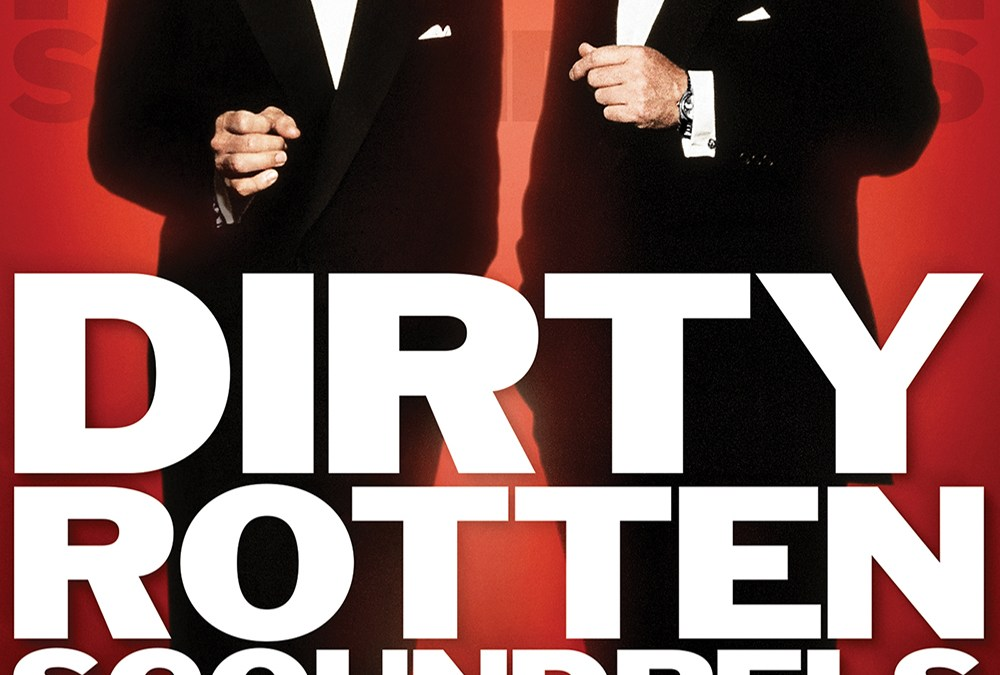 Ep #022 Dirty Rotten Scoundrels w Rob from Rob Makes Films and John from Future Music