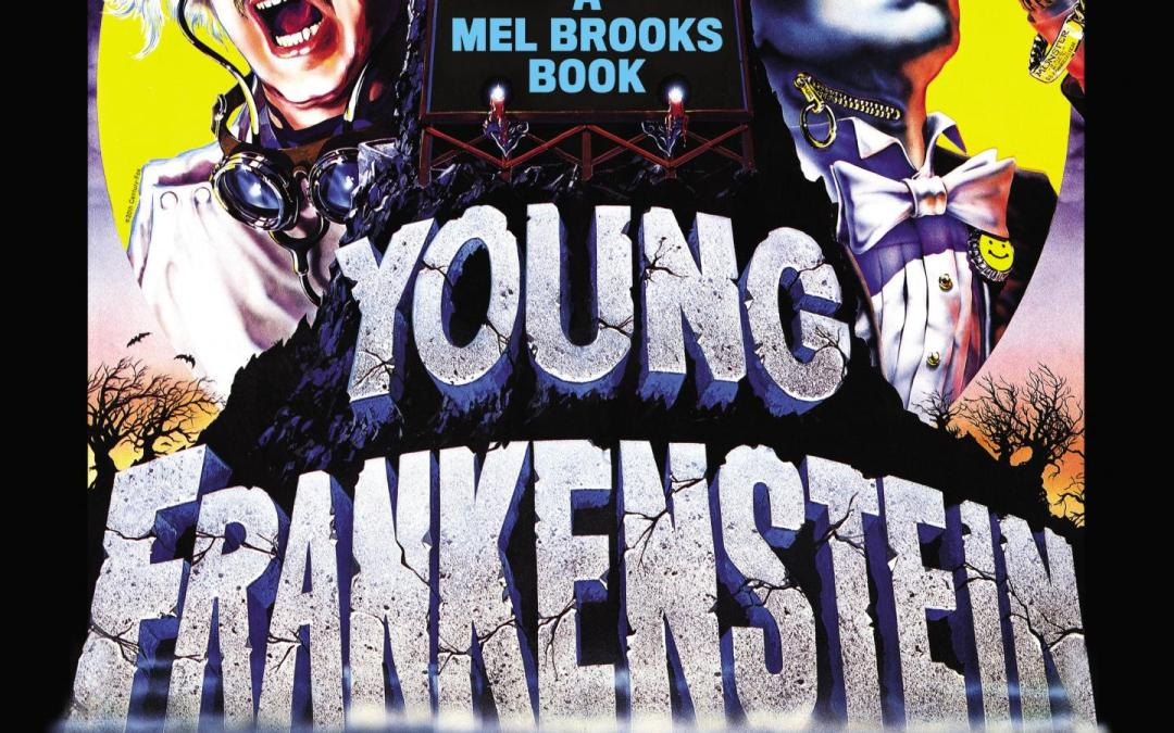 """Ep #024 Young Frankenstein w Gemma and Susan from """"Hayley and Ruth: Two Stars"""""""