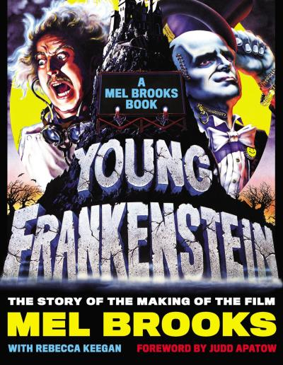 "Ep #024 Young Frankenstein w Gemma and Susan from ""Hayley and Ruth: Two Stars"""