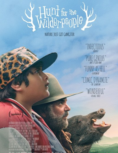 Hunt for the Wilderpeople-Flixwatcher Podcast - Image 01
