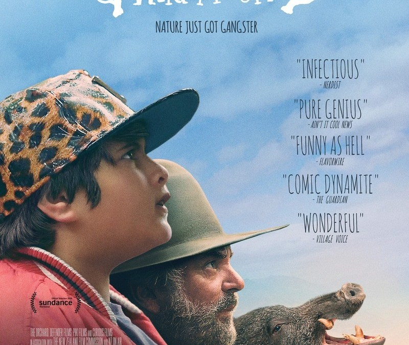 "#Ep 30 Hunt for the Wilderpeople with Will and Joe from ""Exploding Helicopter"""