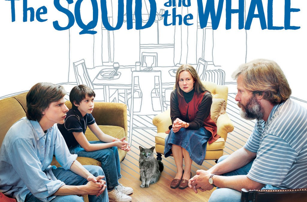 """#Ep 43 Adam Buxton and Zoë Jeyes talking about """"The Squid and the Whale"""""""
