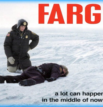 Ep #058 Fargo, with Tom Salinsky and Ned Sedgwick from Global Pillage  and  GrownupLand podcasts
