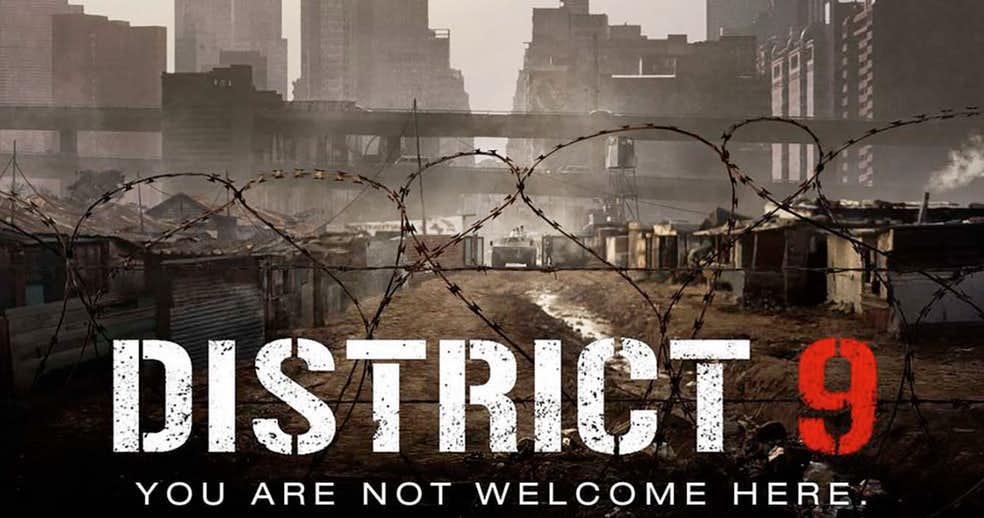 Ep #063 District 9 with Annabel Bligh and Gemma Ware from The Anthill Podcast