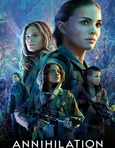 Ep #072 Annihilation with John and Harry from the Beyond the Box Set podcast