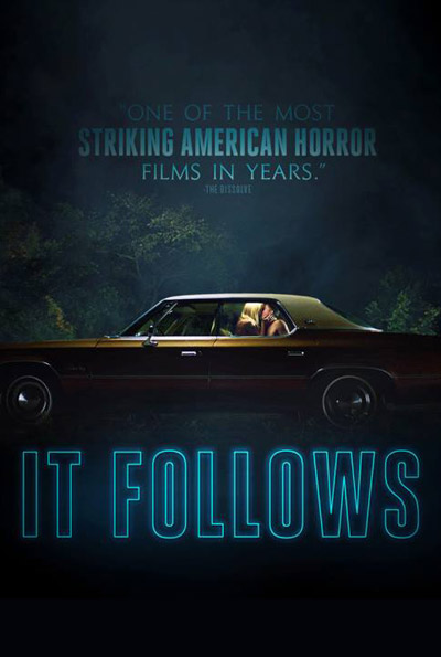"Ep #076 It Follows with Hannah and Suruthi  from true crime podcast ""RedHanded"""