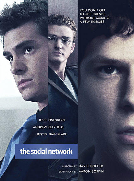 Ep #074 The Social Network with Phil and Nick de Semlyen from Time Out Film and Empire Magazine