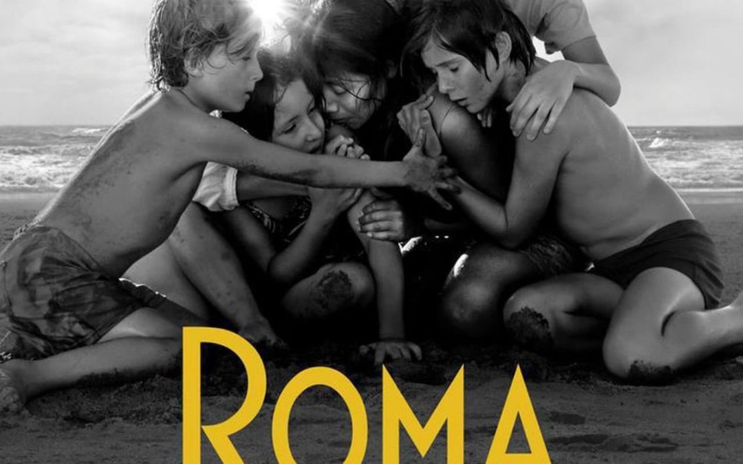 Ep #092 Roma with Kelly and Sam from the Curzon Film Podcast