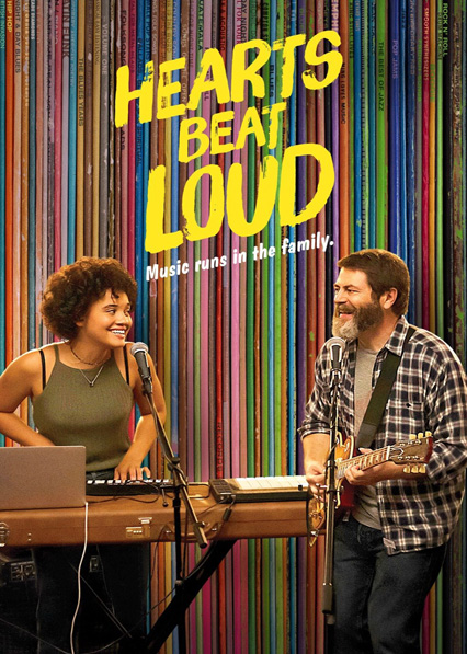 Ep #109 Hearts Beat Loud with Helen O'Hara from Empire Magazine and Zoë Jeyes from the home of podcasting Kings Place