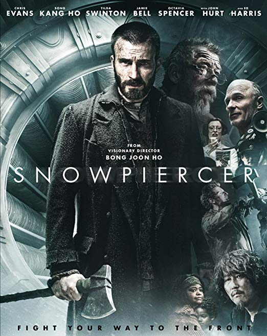 Ep #111 Snowpiercer with Clarisse Loughrey and Adelle Drover