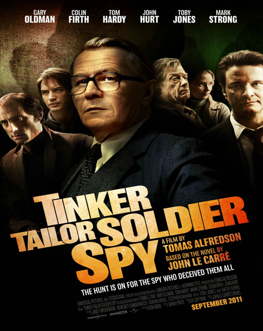 Ep #116 Tinker Tailor Soldier Spy with Daryl and Jeanette from Sudden Double Deep