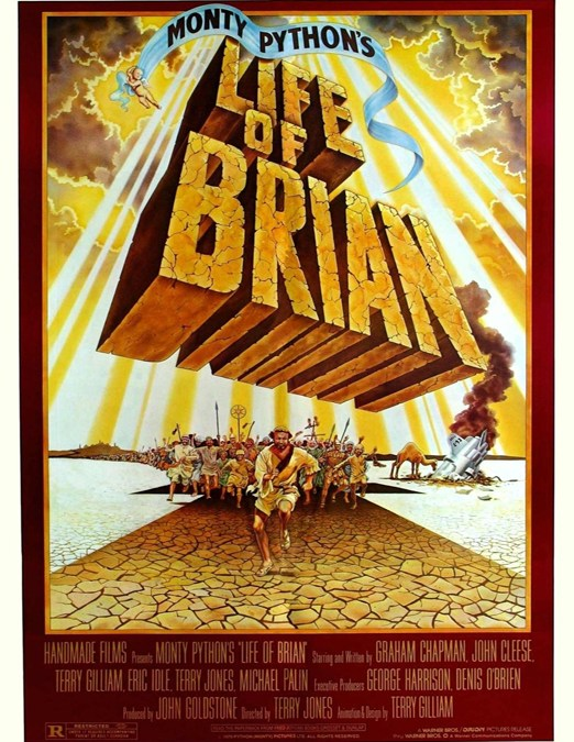 Ep #122 Life of Brian with Liz Campbell from Wooden Overcoats and Zack Fortais-Gomm from The Orphans
