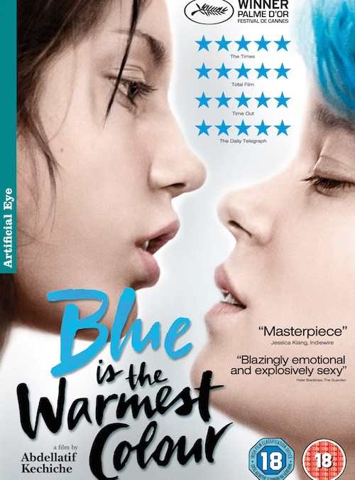 Ep #126 Blue is the Warmest Colour with Rosie Wilby fromThe Breakup Monologues and Viv Groskop from How to Own a Room