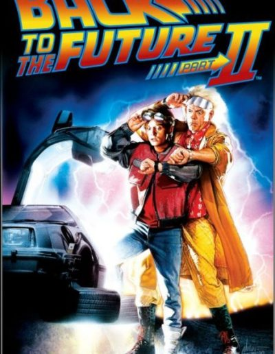 Ep #143 Back to the Future part 2  with Illustrators Sam Gilbey and David Litchfield