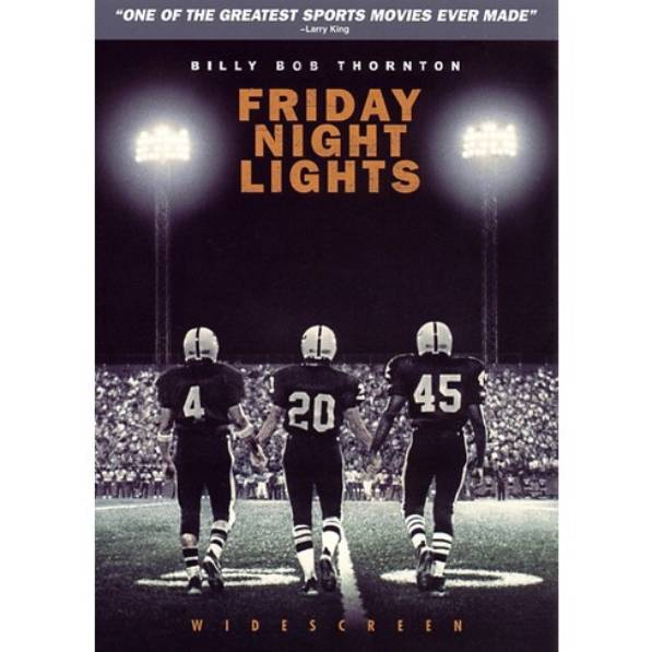 Ep #153 Friday Night Lights with Matt Brothers from Spocklight Podcast and Amelie Thomas from Fatal Attraction Podcast.