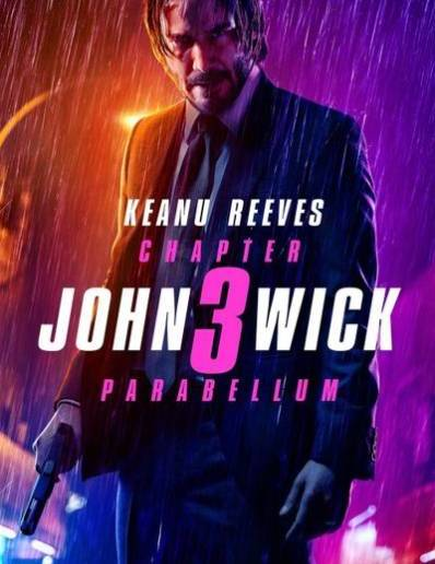 Ep #150.2 John Wick: Chapter 3 -parabellum with James King BBC Radio 2 previously Radio 1 and Rhianna Dhillon BBC 6music, also previously Radio 1.