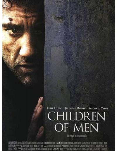 Ep #182 Children of Men with Paul and Wayne from The Countdown: Movie and TV Reviews podcast.