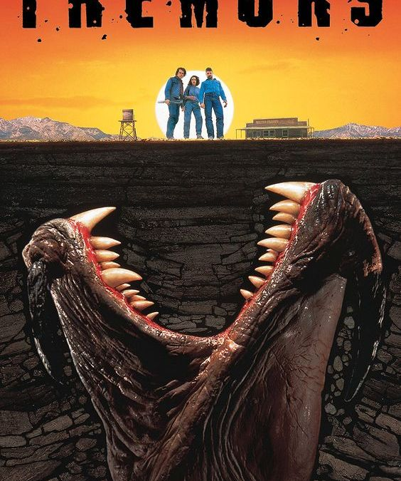 Episode # 216 Tremors with Tiberius Hardy and Cam Smith from SpyHards Podcast