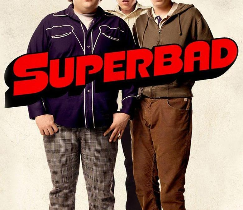 Episode # 219 Superbad with Sophie Davies and Barbara Mendes-Jorge from It's an S Pod Thing & Over/underrated music podcast