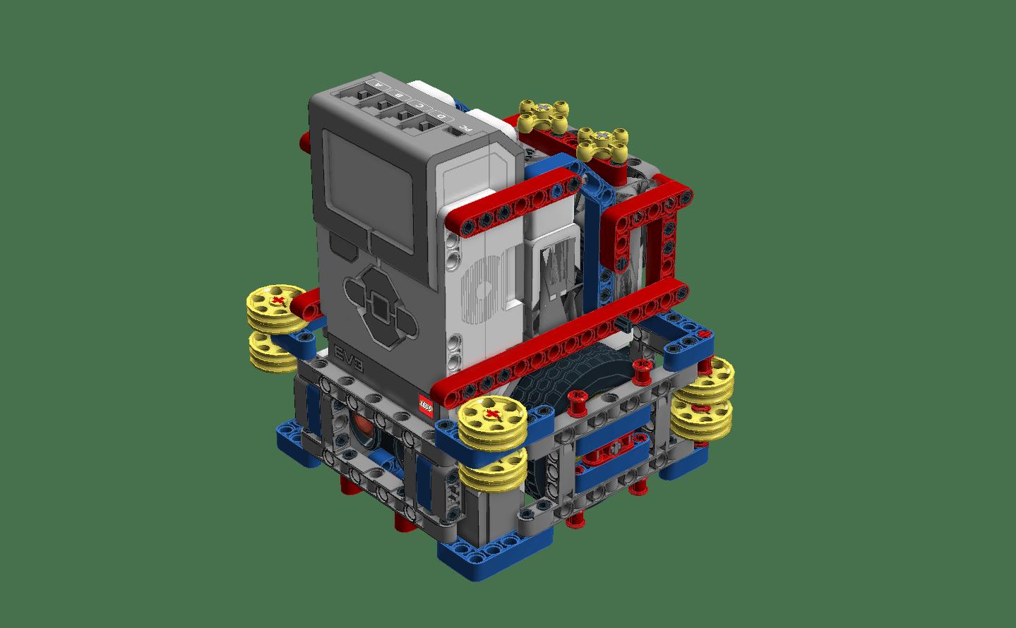 Medium Motor Robot