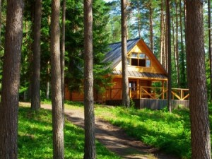 Financing a Log Cabin