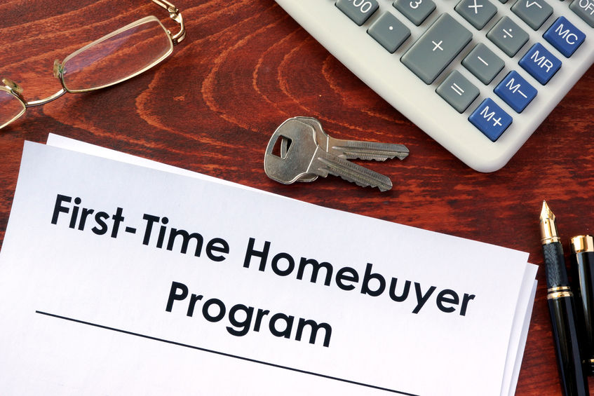 Conventional First Time Home Buyer Program