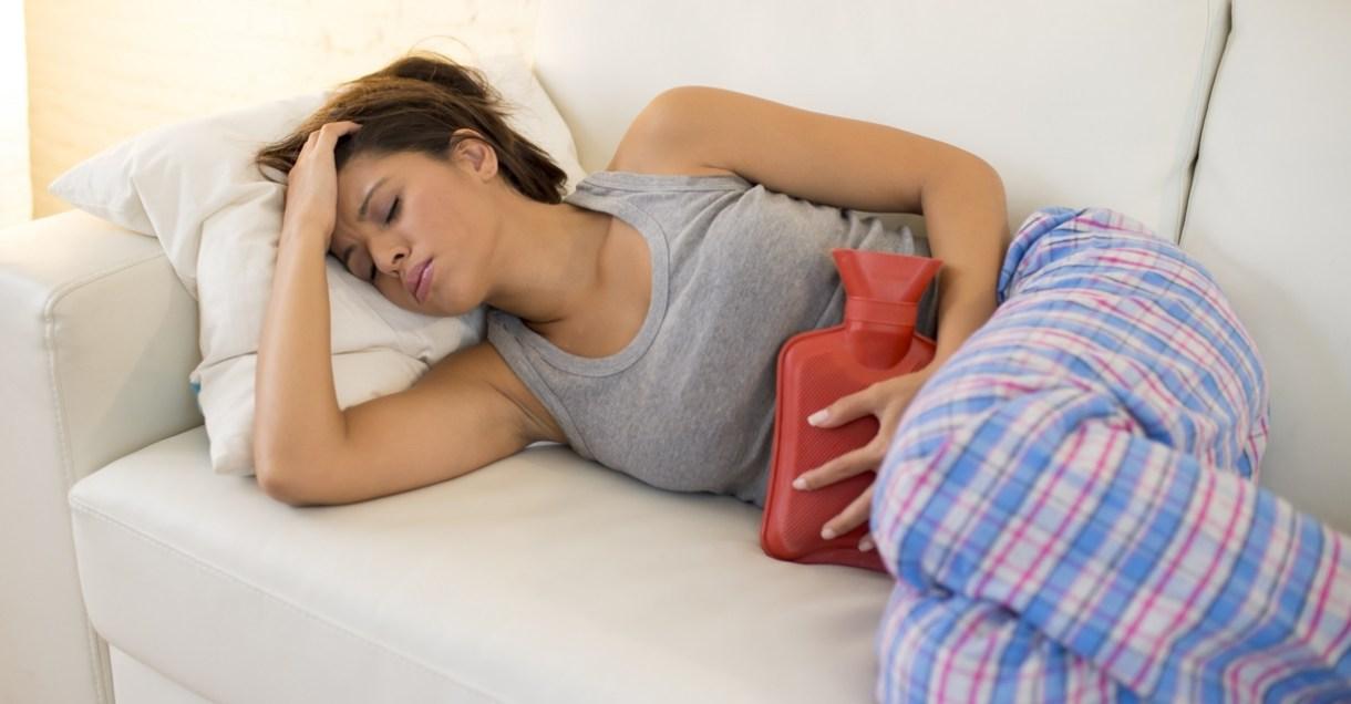 Cómo reducir los calambres menstruales
