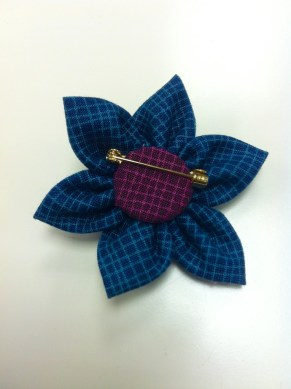 Finished Brooch