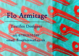 Front of Business Card