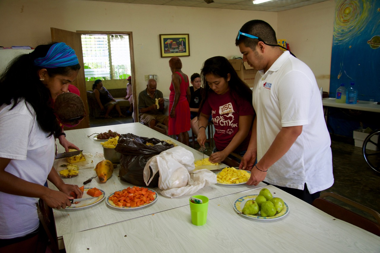 Helping Provide Better Nutrition