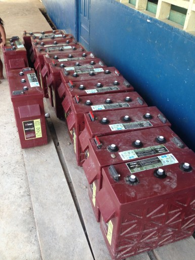 New Community Battery Bank