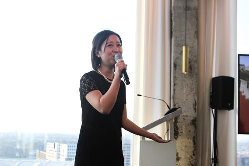 Miki Dai at Groningen Confucius Institute