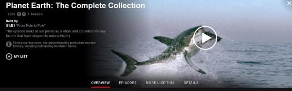what I watch on netflix