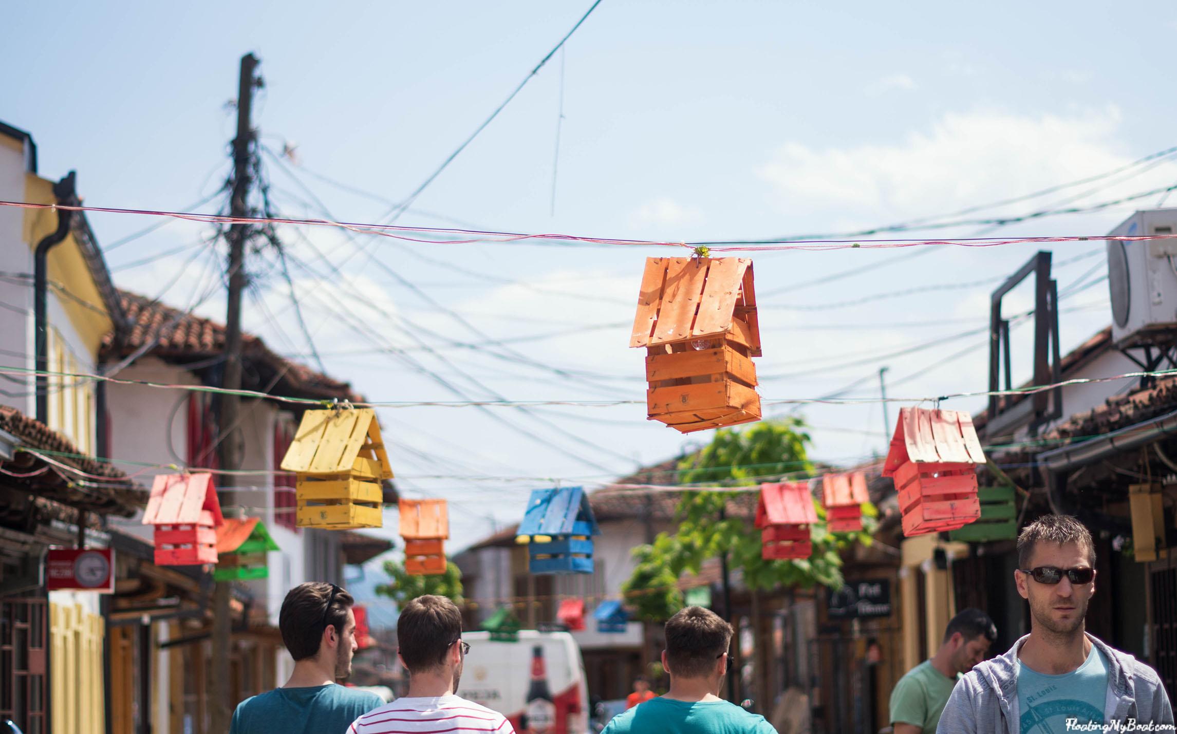 visit gjakova old bazaar colours