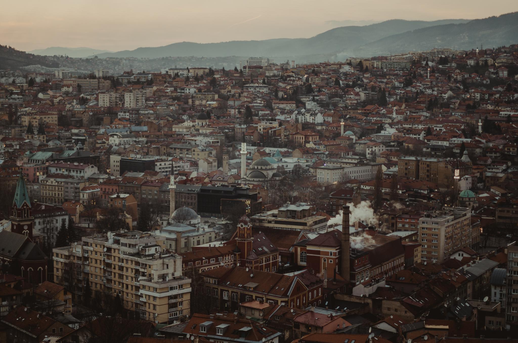park-princeva-punkty-widokowe-sarajewo-panorama
