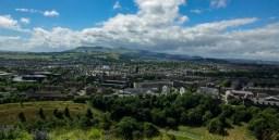 Panorama of Edinburgh!
