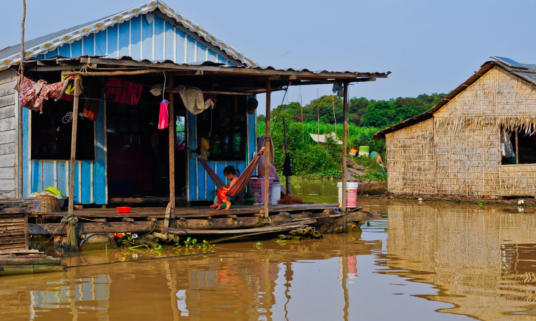 Meychrey Floating Village Entrance Fee