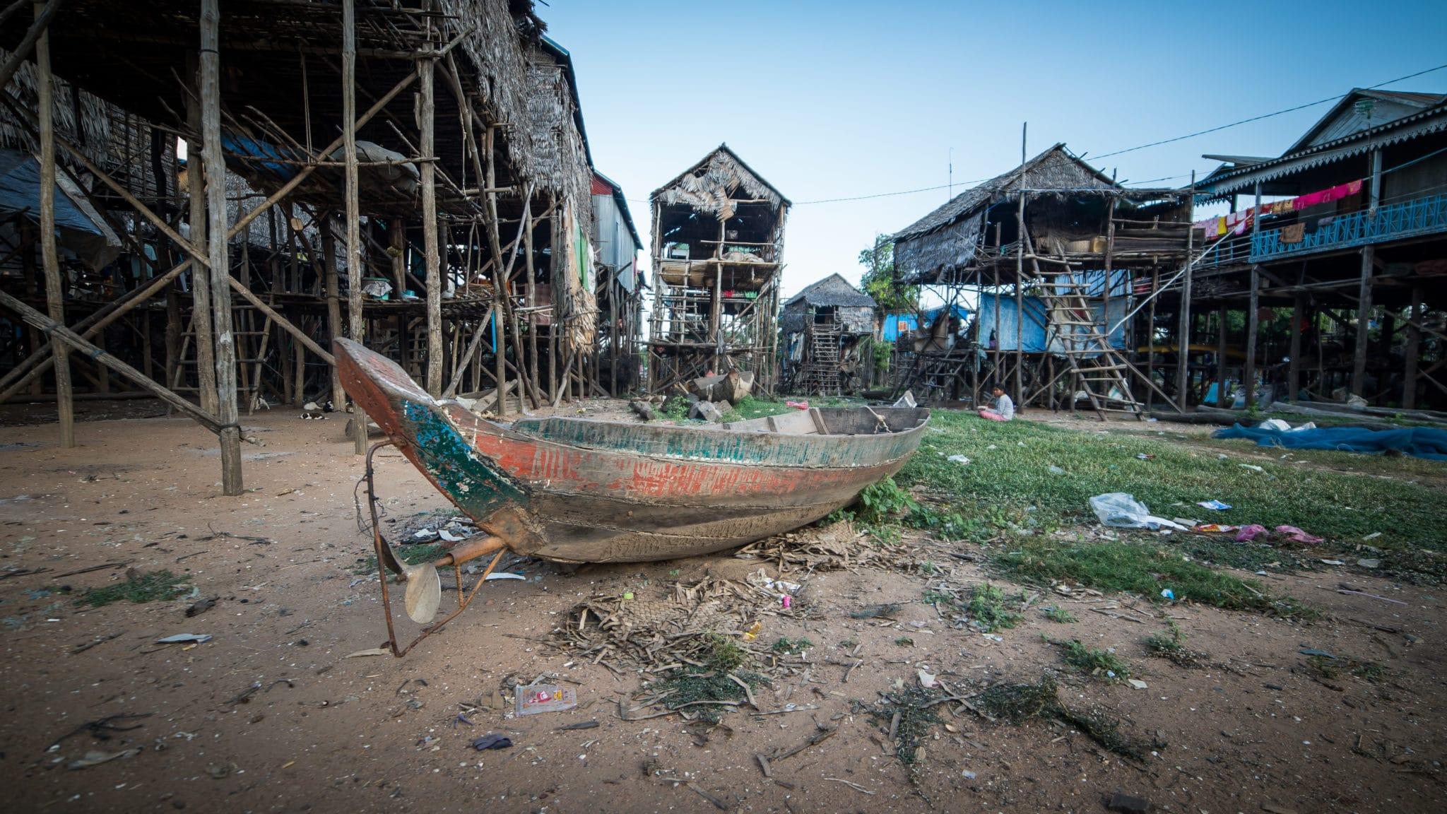 Dry Season Kompong Khleang
