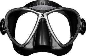 best scuba mask for large face
