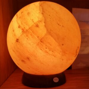 Medium Globe Himalayan Salt Lamp