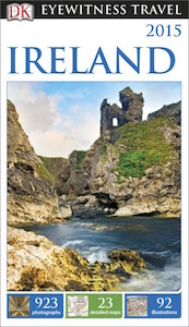 Cover of Eyewitness Travel Guide Ireland
