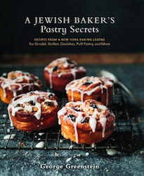 Cover of George Greenstein's A Jewish Baker's Pastry Secrets