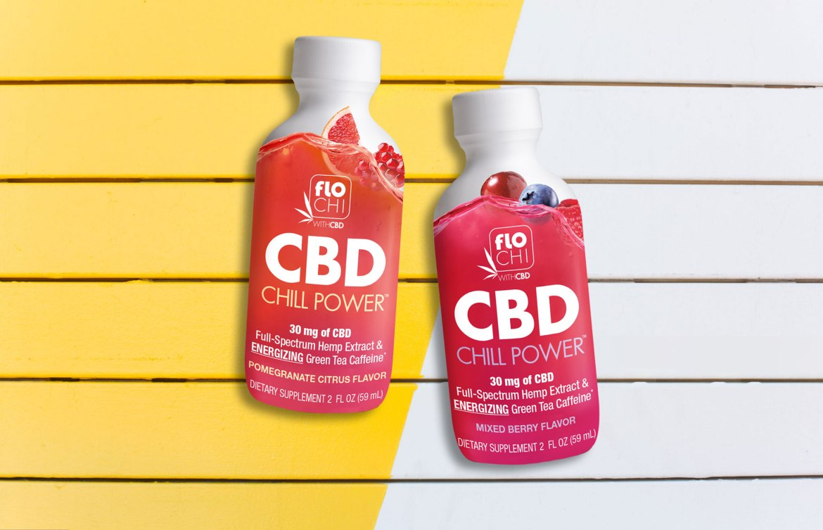FloChi CBD Energy Shots
