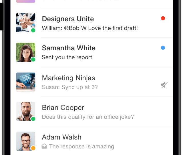 Download The Best Enterprise Team Messaging App On Iphone