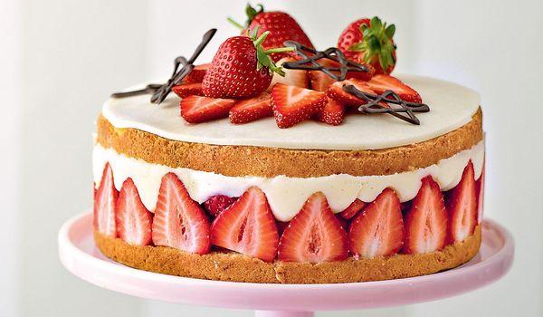 Easy Cake Recipes Mary Berry
