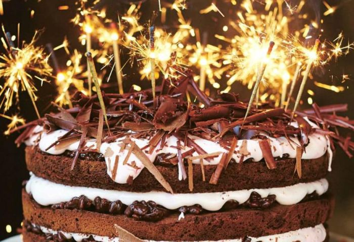 Chocolate Celebration Cake The Happy Foodie