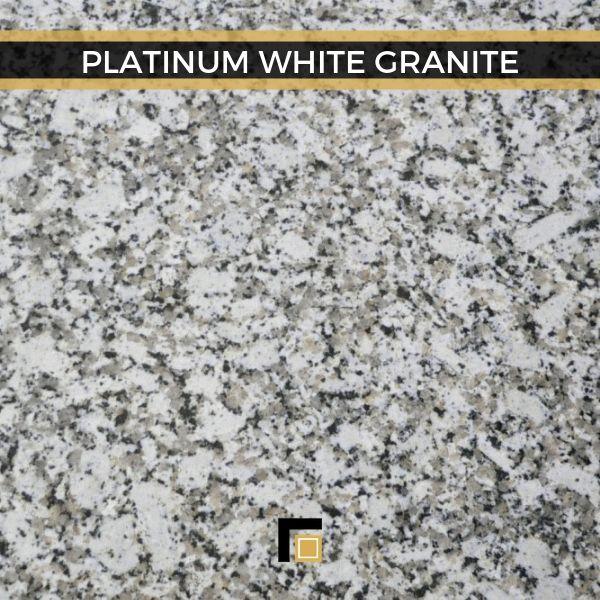 Platinum White Granite Azul Platino Granite