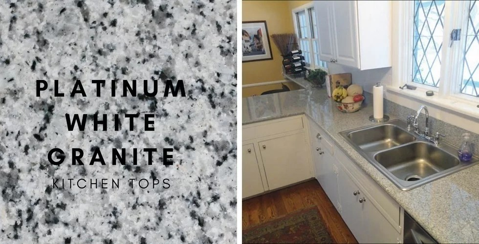 Platinum White Granite Countertop