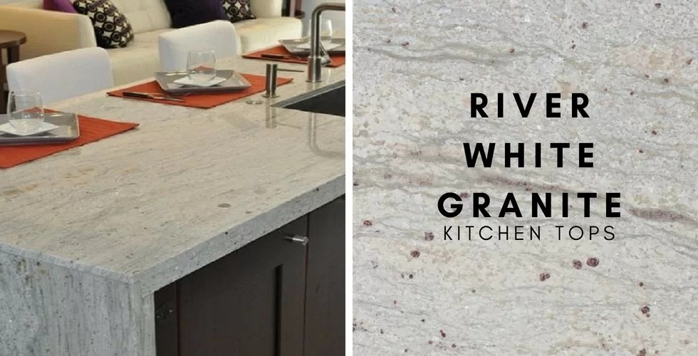 Kali Putih Granite Kitchen Countertop